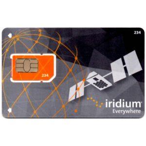 Iridium abonnement